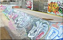 J3474 : Skatepark, Belfast - December 2014(1) by Albert Bridge
