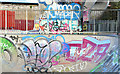J3474 : Skatepark, Belfast - December 2014(2) by Albert Bridge