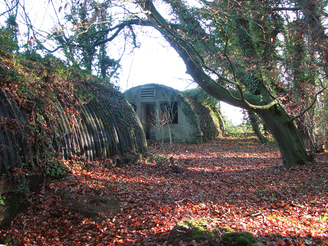 Airmen's accommodation huts