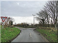 TG0615 : Crossroads near Primrose Green by Adrian S Pye