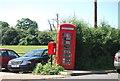 TQ5243 : Telephone Kiosk, Penshurst by N Chadwick