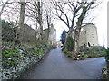 SE0719 : Beestonley - Beestonley Lane by Betty Longbottom