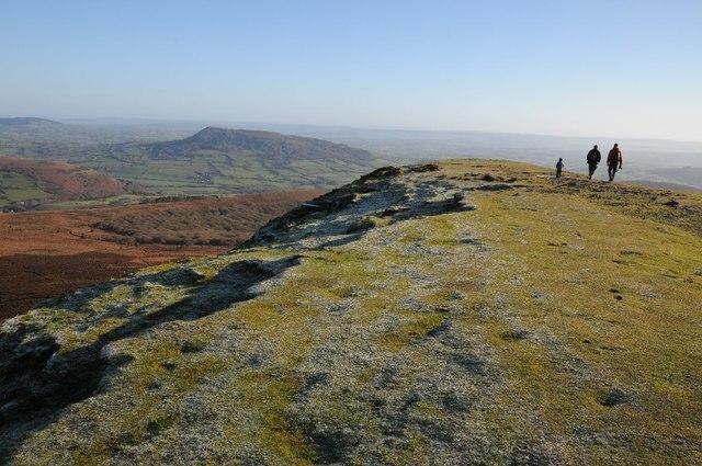 On the summit of Sugar Loaf
