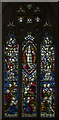 SK9771 : West Window, St Swithin's church, Lincoln by J.Hannan-Briggs