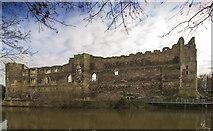 SK7954 : Newark Castle by J.Hannan-Briggs