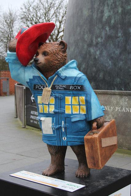 """Paddington Who?"", Paddington Bear, Royal Observatory"