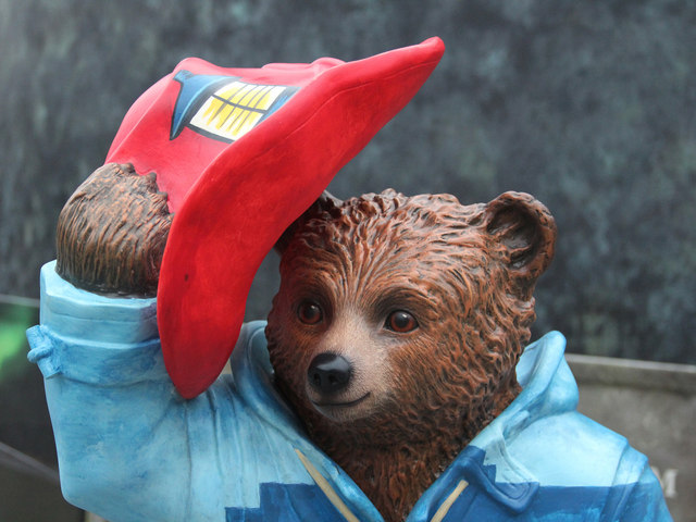 """Paddington Who?"", Paddington Bear, Royal Observatory"