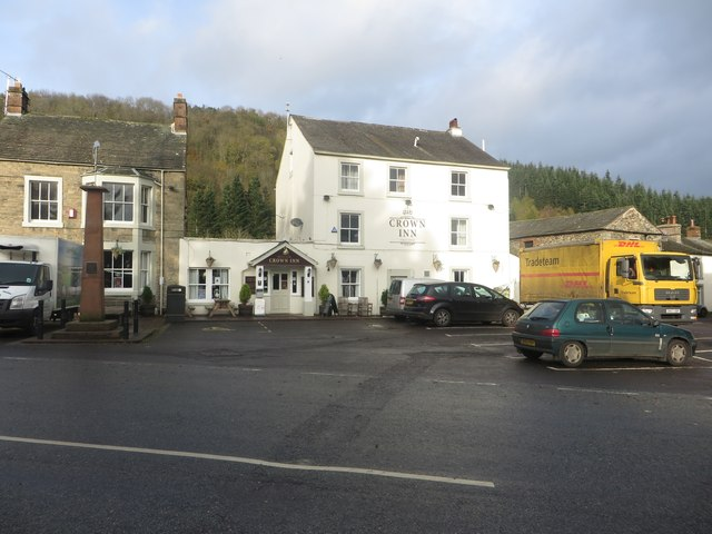 The Crown Inn, Pooley Bridge