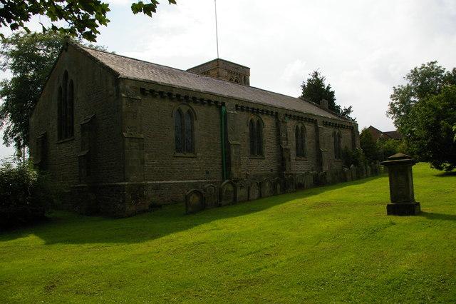 Barton: St Mary's church