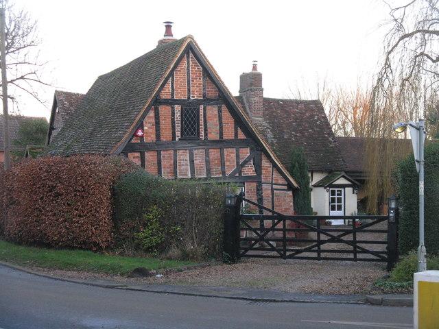 House at Willington