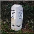 SD5275 : Milestone, A6070 by Ian Taylor