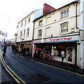 SO2914 : The Smoker's Angel in Abergavenny by Jaggery