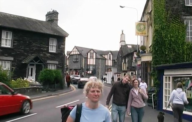 Rydal Road, Ambleside