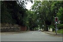 SP0485 : Vicarage Road in Edgbaston by Steve Daniels