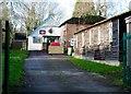 TQ7736 : Cranbrook Drill Hall Causton Road Cranbrook by Peter Skynner