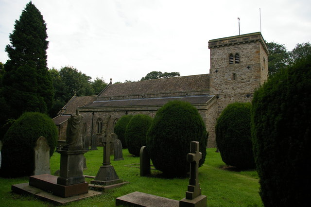 St Michael and All Angels, Middleton Tyas