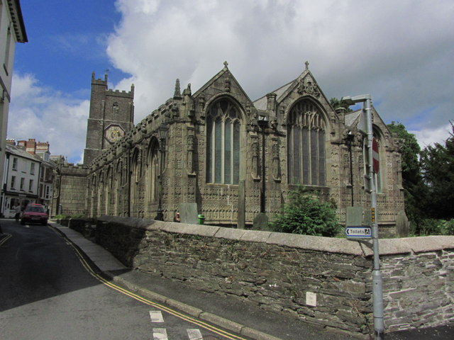 Launceston -St Mary Magdalene Church