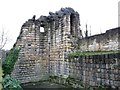 NZ2564 : The Corner Tower, Newcastle City Walls (2) by Mike Quinn