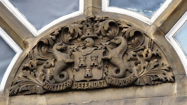 Fortiter Defendit Triumphans