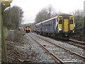 NY7764 : Bardon Mill Station by Les Hull