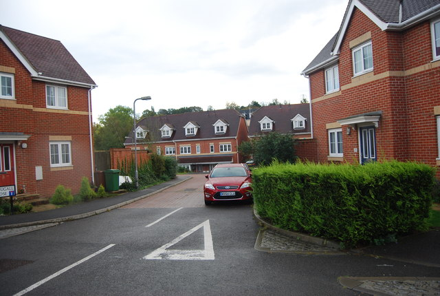 Dugall Close by N Chadwick
