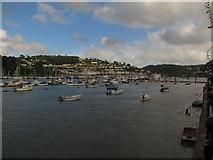 SX8751 : Dartmouth Harbour by Matthew Chadwick