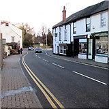 SO3014 : Monk Street, Abergavenny by Jaggery