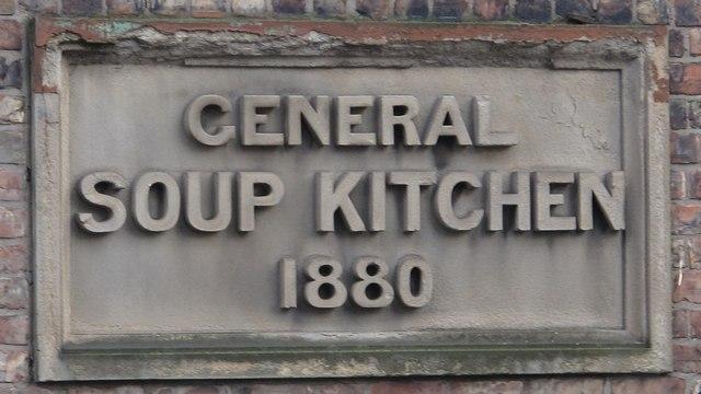 General Soup Kitchen - 1880