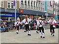 SU7173 : Morris Dancing on Broad Street by Bill Nicholls
