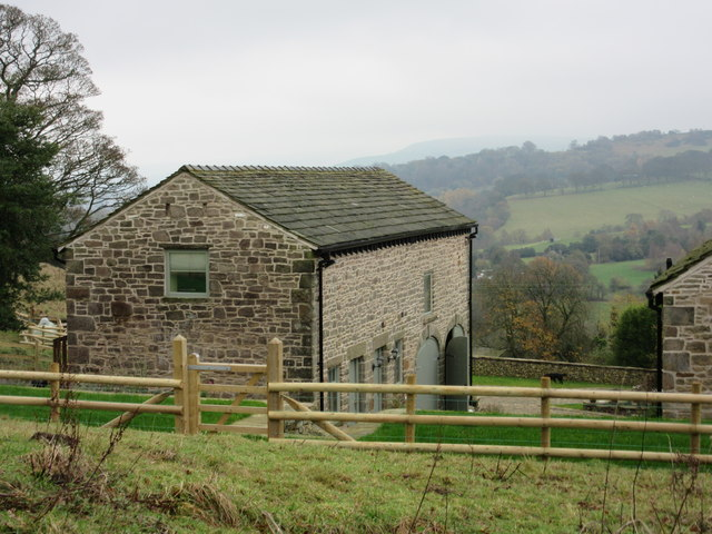 Carthouse at Cornfields Farm