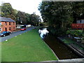 SJ2937 : East along the Llangollen Canal from Chirk Bank Bridge by Jaggery