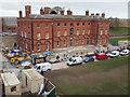 SK9771 : Prison Blocks, Castle, Lincoln by David Hallam-Jones