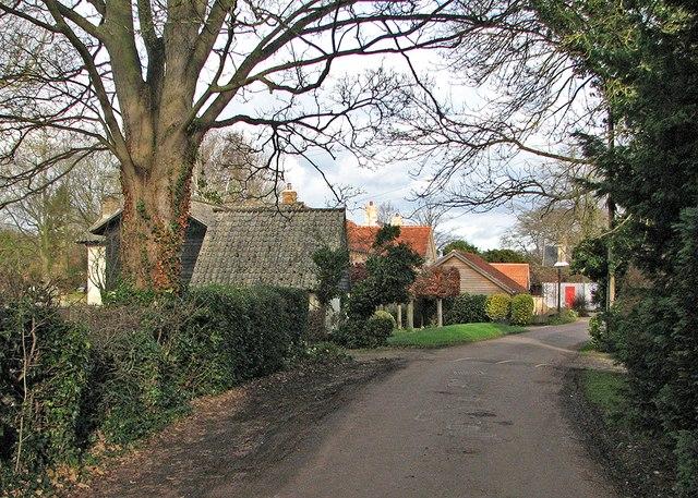Great Shelford: Kings Mill Lane