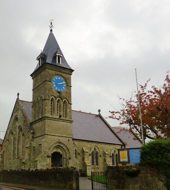 St.John the Evangelist, Wroxall