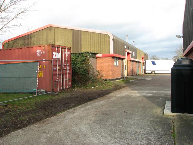 Unit on the Ashwellthorpe Industrial Estate