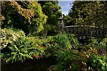 TR0660 : Mount Ephraim House and Gardens by Michael Garlick