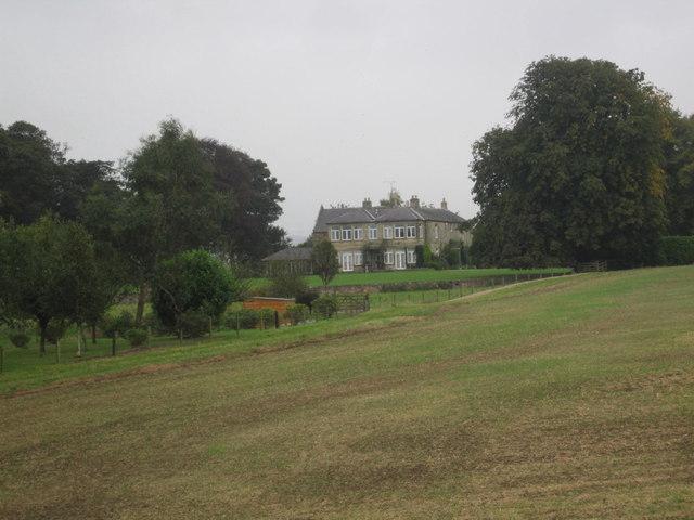 Low Buston Hall