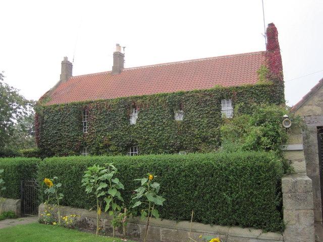 Buston Barns Farmhouse