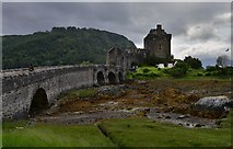 NG8825 : Eilean Donan Castle by Michael Garlick