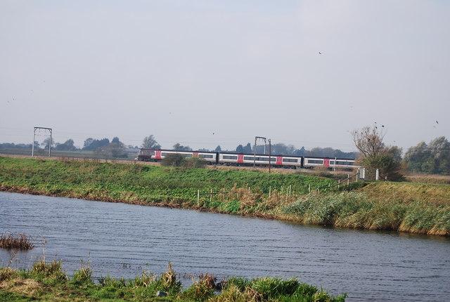 Train, Fen Line