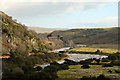 NY8628 : River Tees flowing east by Trevor Littlewood
