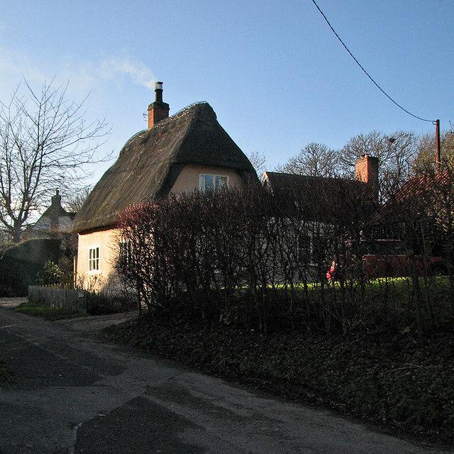 Elmdon: a smoking chimney