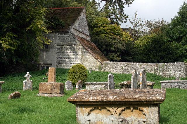 Graveyard, Cerne Abbey, Abbey Street, Cerne Abbas
