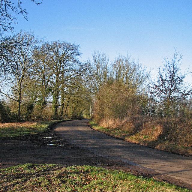Elmdon: Hertford Lane