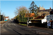 ST8026 : Le Neubourg Way in Gillingham by Jaggery