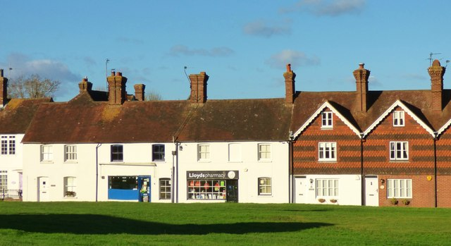 Cottages, The Green, Newick