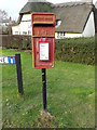TL2356 : High Street Postbox by Adrian Cable