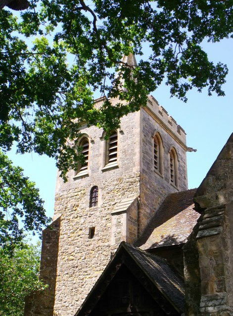 Church tower, St Margaret's, Isfield