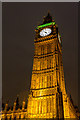 TQ3079 : Elizabeth Tower, Palace of Westminster, London SW1 by Christine Matthews