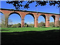 SJ7767 : Twemlow Viaduct, Holmes Chapel by Colin Park